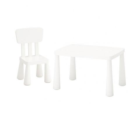 Набір стіл та стілець